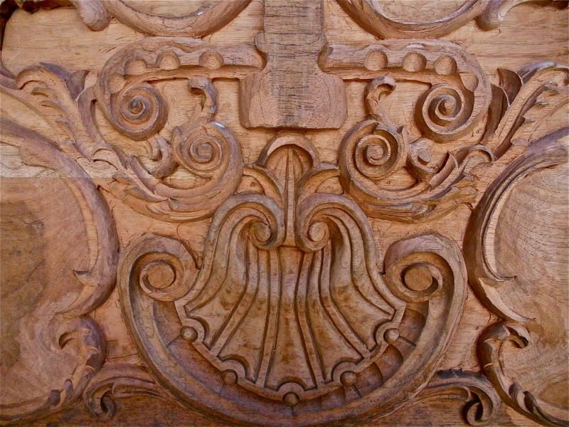 Architectural decorative wood carving « noxious vfq
