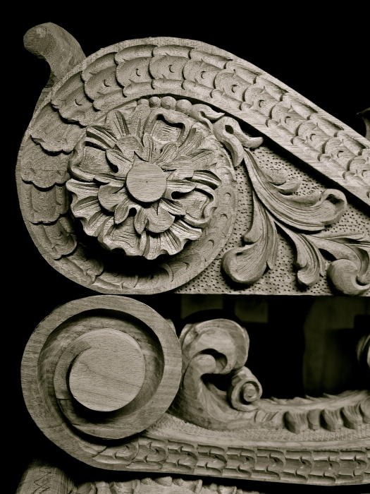 Corbel is a different kind of architectural feature